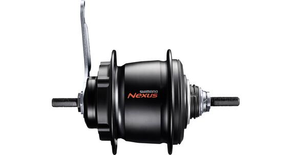 Shimano Nexus SG-C6001 Hub with coaster brake and disc brake 8-speed black